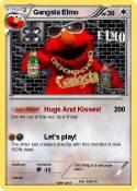 Gangsta Elmo