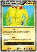Pikachu super 3