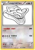 creepy troll