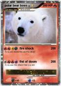 polar bear boss