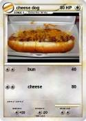 cheese dog