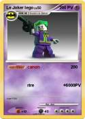 Le Joker lego