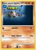 Trove sword