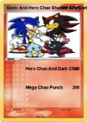 Sonic And Hero