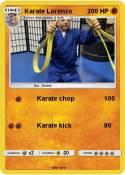 Karate Lorenzo