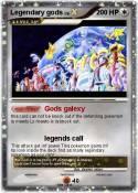 Legendary gods