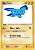Blue Pichu