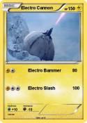 Electro Cannon