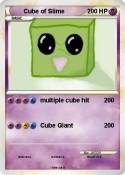 Cube of Slime