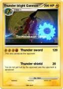 Thunder blight
