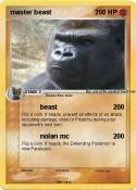 master beast