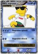 100% supreme