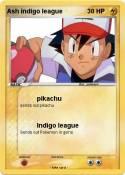 Ash indigo