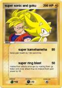super sonic and