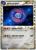 galaxy pegasis