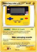 Game boy color