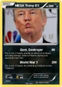 MEGA Trump EX