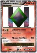 Vidéo Pokémon