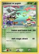pokemon vs