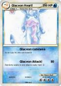 Glaceon Heart!