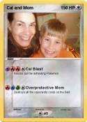 Cal and Mom