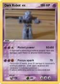 Dark Robot ex 1