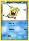 Mega spongebob