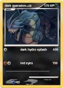 dark gyarados