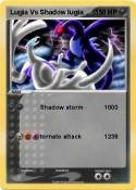 Lugia Vs Shadow