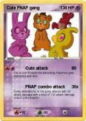 Cute FNAF gang