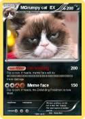 MGrumpy cat EX