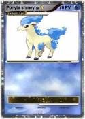 Ponyta shiney