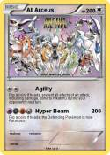 All Arceus