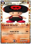 toad feu