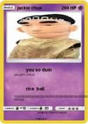 jackie chue