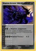 Shadow Arceus