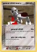 general LEGO