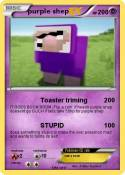 purple shep