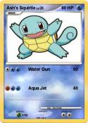 Ash's Squirtle