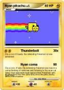 Nyan pikachu