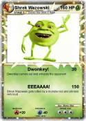 Shrek Wazowski