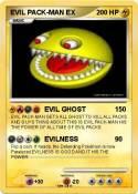 EVIL PACK-MAN