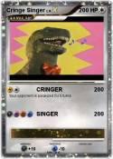 Cringe Singer