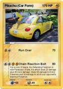 Pikachu (Car