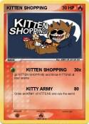 KITTEN SHOPPING