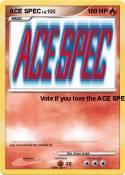 ACE SPEC