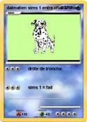 dalmatien sims