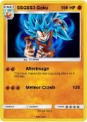 SSGSS3 Goku