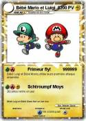 Bébé Mario et