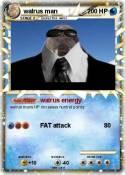 walrus man